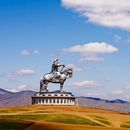 Shared rent Jeep to Chingis Statue's picture