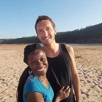 Mat and Joy's Photo