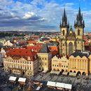 Prag Zentrum Spaziergang mit Cappuccino's picture