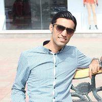 Ahmed Khan's Photo