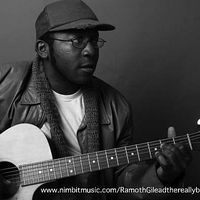 RAMOTH-GILEAD: singer-songwriter's Photo