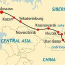 Bejing To Moscow By Train! 's picture