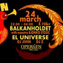 BALAGAN w Bjonko & Balkanholdet + El Universe 's picture