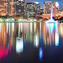 Monthly Potluck Picnic at Lake Eola's picture