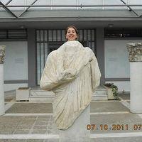 Evangelia Lidakis's Photo