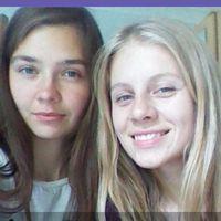 Alena Drozdova & Vika Shenderova's Photo