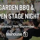 Garden BBQ & Open Stage Night's picture